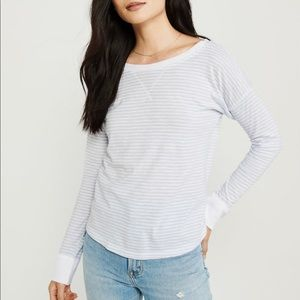 Long Sleeve Tee -AF Abercrombie & Fitch